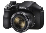 Sony Cyber-shot DSC-H300:B 20.1MP Digital Camera with 35x Optical Zoom, 3.0%22 LCD, 720p Video