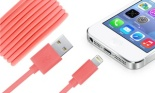 Urge Basics Apple-Certified 3.5 Ft. or 6.5 Ft. Charge:Sync Lightning Cables from $9.99–$11.99