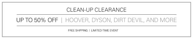 Vacuum clearance eBay