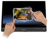 ViewSonic 22%22 Full-HD Touchscreen Smart Display & Android 4.0 All-in-One Desktop