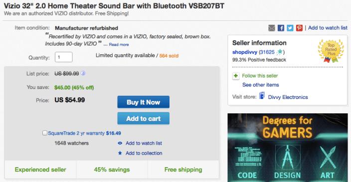 vizio-32-inch-soundbar