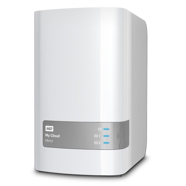 WD 4TB My Cloud Mirror-sale-Amazon