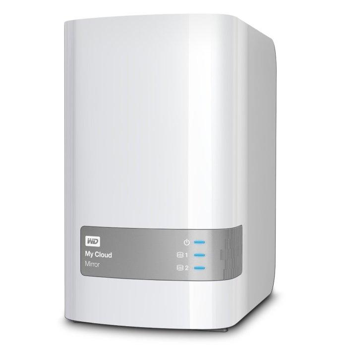 WD 4TB My Cloud Mirror-sale-Amazon