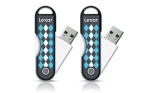 2-Pack of Lexar JumpDrive TwistTurn 32GB USB Flash Drives