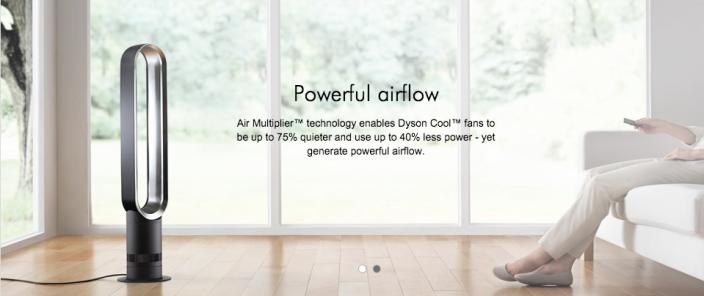 AM07 tower fan (silver or black)-sale-03