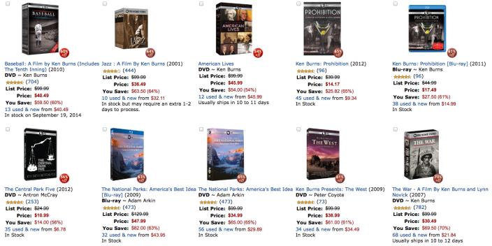 amazon-ken-burns-dvd-blu-ray-deals