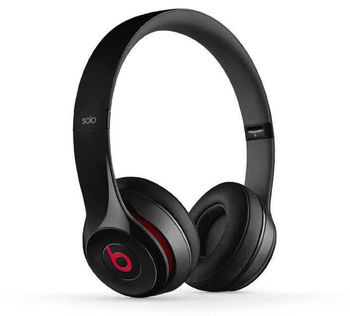 Beats by Dre Solo 2 Compact Foldable Lightweight Headphones w: RemoteTalk Cable-sale-02