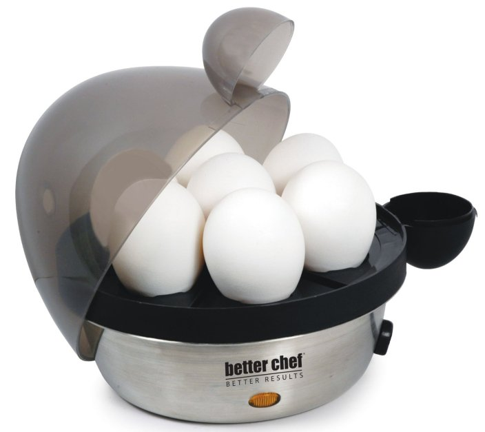 Better Chef Stainless Steel Electric Egg Cooker (IM-470S)-sale-01