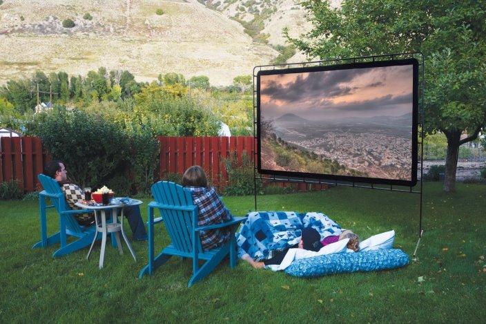 Camp Chef Super Outdoor:Indoor Movie Screen (OS132)-sale-01