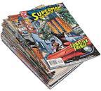 Classic Comic books 50-60 book set
