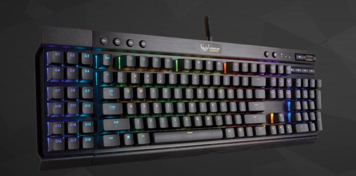 Corsair-K70-gaming keyboard-02