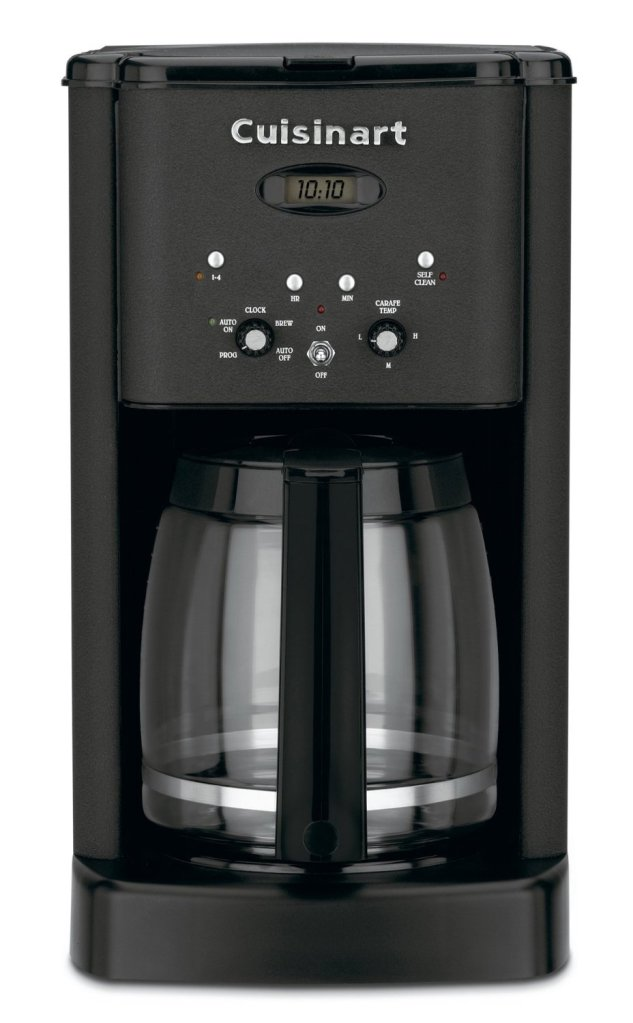 Cuisinart Brew Central 12-Cup Programmable Coffeemaker, DCC-1200BWFR-sale-01