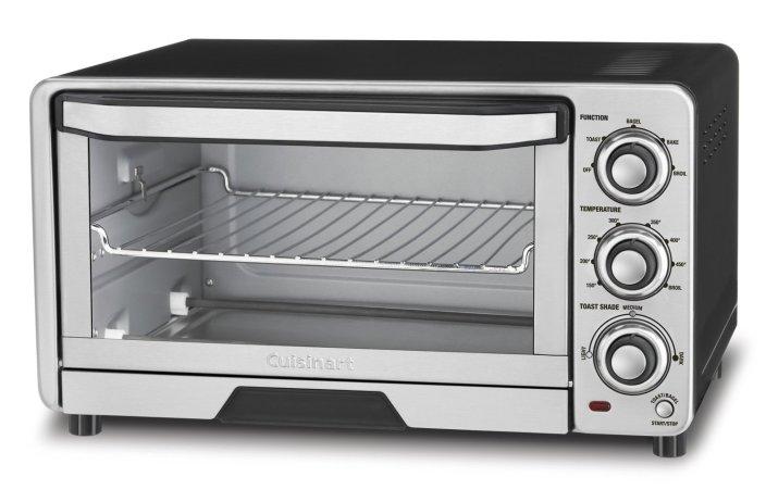 Cuisinart Custom Classic Toaster Oven Broiler (TOB-40FR)-sale-01