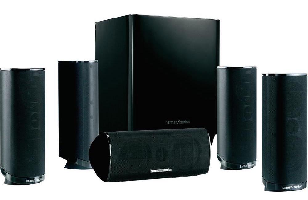 5 1 Channel Surround Sound Speakers Jbl Cs480 200 Reg