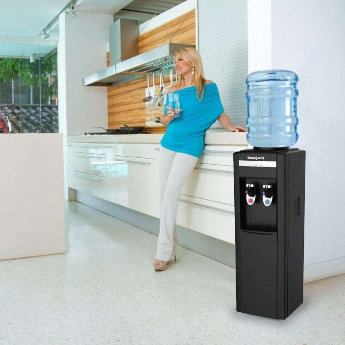 Honeywell 39%22 Freestanding Water Cooler Dispenser-sale-01