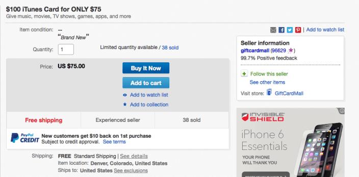 itunes-gift-card-ebay-deal