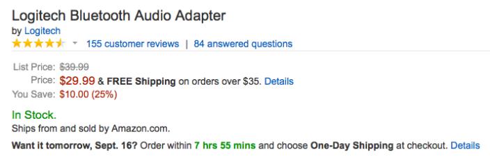 logitech-bluetooth-adapter-amazon-deal