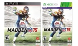 Madden NFL 15 for PlayStation 3 or Xbox 360
