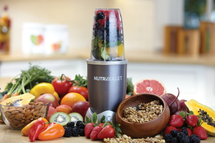 Magic Bullet NutriBullet 12-Piece Blender:Mixer System-sale-01