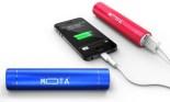Mota Smartphone Battery Stick with Optional Accessory Bundle