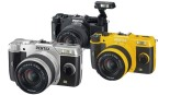 Pentax Q7 Compact Mirrorless 12.4MP Digital Camera with 5-15mm f:2.8-4.5 Zoom Lens, 3%22 LCD, 1080p