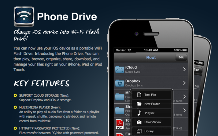 Phone Drive-sale-iOS-01