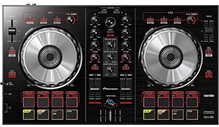 Pioneer DDJ-SB Performance DJ Controller-sale-01