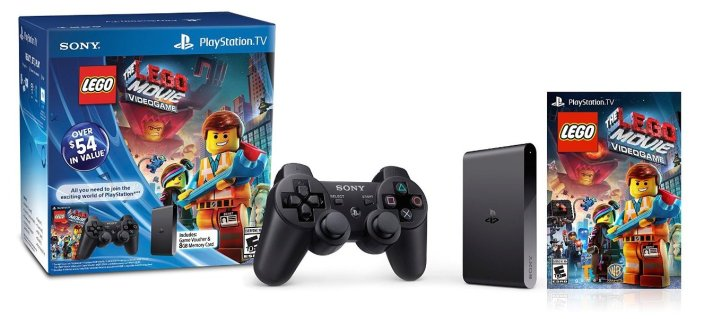 PlayStation TV-October-700 games