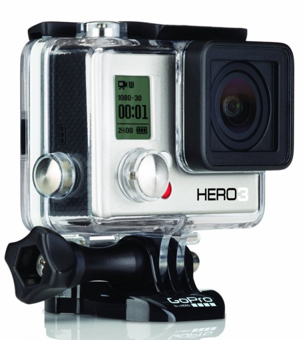 Refurbished GoPro HD HERO3 White Camcorder