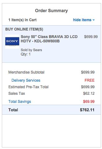 sears-sony-hdtv-deal