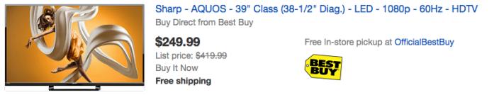 sharp-aquos-39-inch-HDTV-best-buy-deal