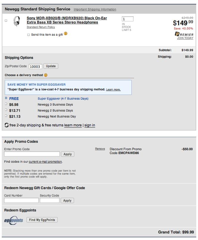Sony MDR-XB920:B Extra Bass %22XB%22 Headphones in grey:black-sale-02