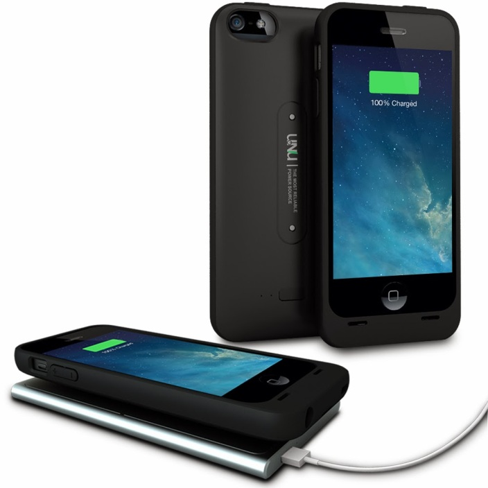 uNu Aero Series iPhone 5:5S Battery Case with Wireless Charging Technology-sale-04