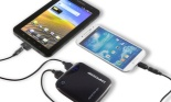 Veho Pebble Explorer 8,400mAh Portable Charger for Tablets and Smartphones.