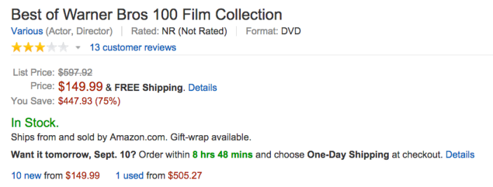 warner-bros-dvd-amazon-deal