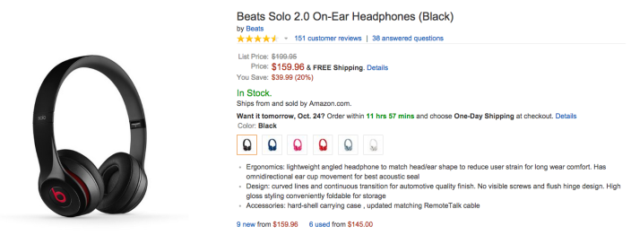 beats-dre-solo-2-amazon-deal