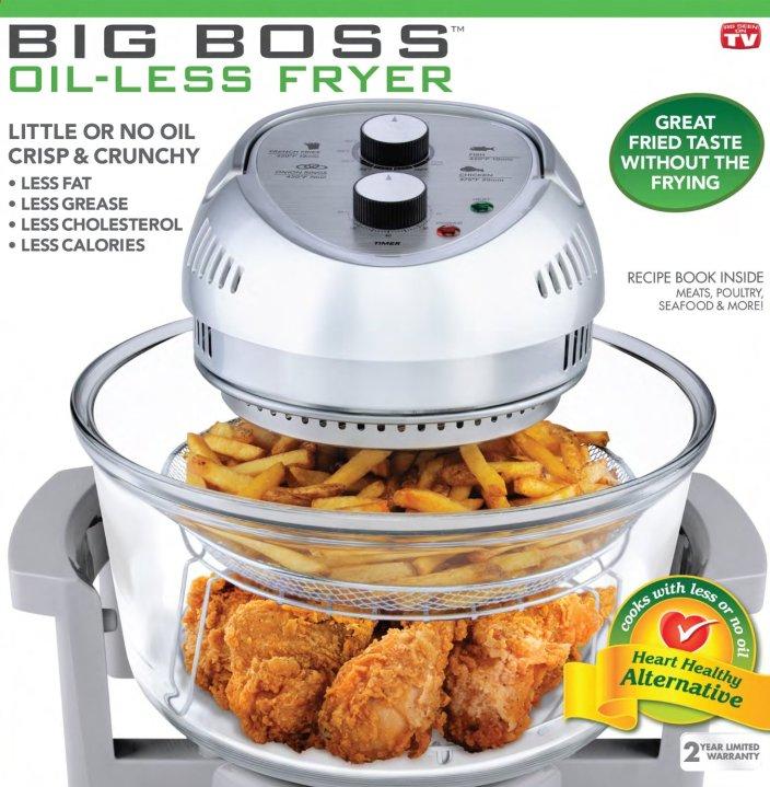 Big Boss oil-less fryer-sale-01