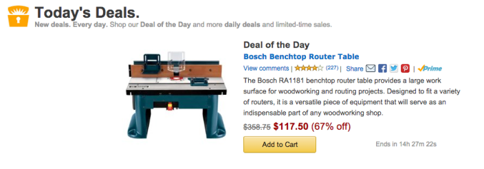 Bosch Benchtop Router Table (RA1181)-sale-01