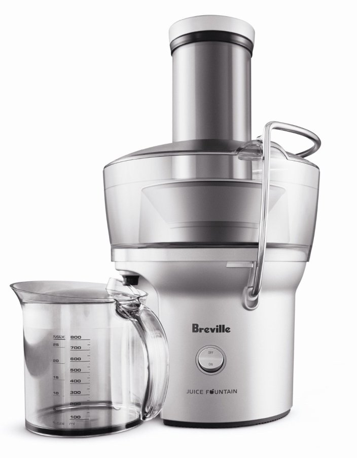 Breville Compact Juice Fountain 700-Watt Juice Extractor-BJE200XL-sale-01