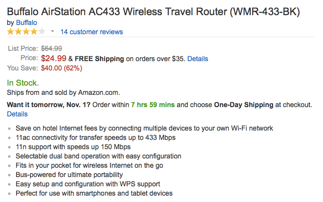 buffalo-airstation-travel-router-amazon-deal