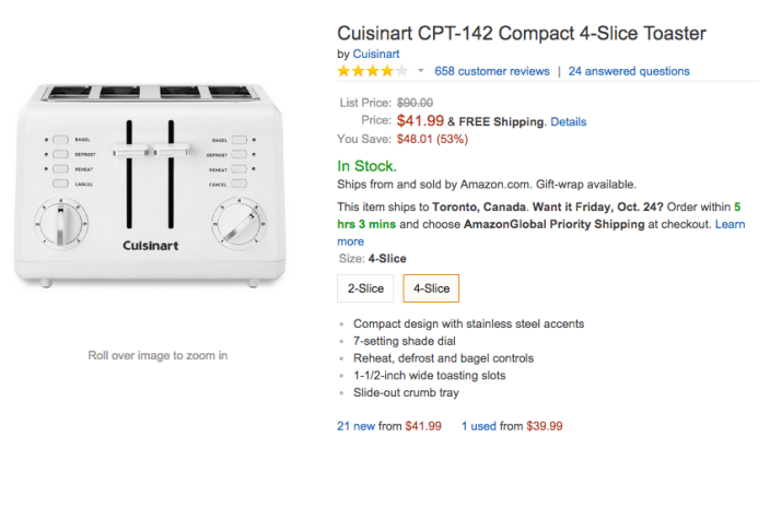 Cuisinart CPT-142 Compact 4-Slice model-sale-02