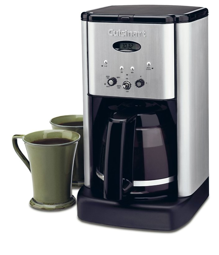 Cuisinart DCC-1200 Brew Central 12-Cup Coffeemaker Brushed Metal-sale-eBay-01
