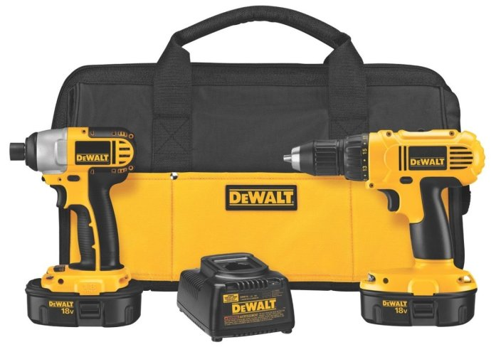 DEWALT 18V Compact Drill and Impact Driver Kit (DCK235CR)-sale-01