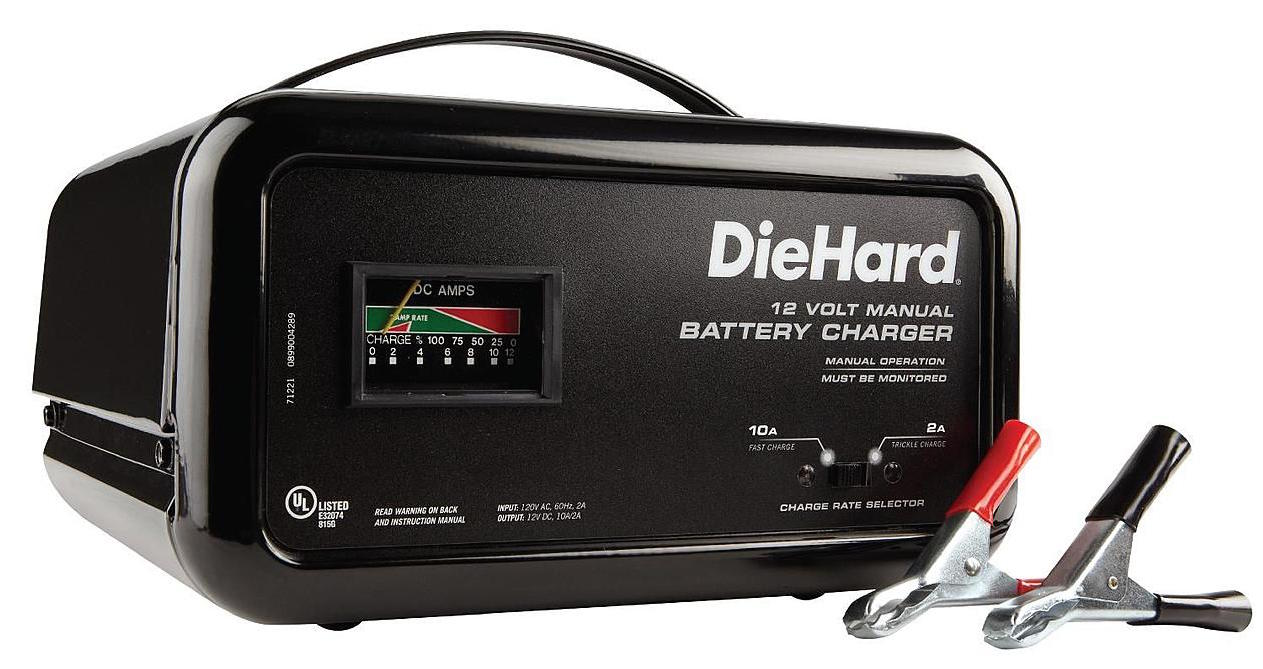 diehard power inverters 750 watt with display 25 reg 90 120 rh 9to5toys com Sears Car Battery Prices Schumacher Battery Charger