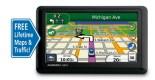 Garmin Nuvi 1490LMT with Lifetime Maps and Traffic refurb