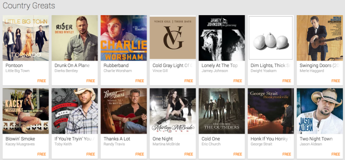 google-play-free-country-music