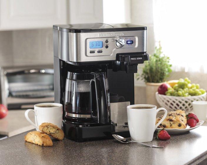 Hamilton Beach 2-Way FlexBrew Coffeemaker (49983A)-sale-Meh-01