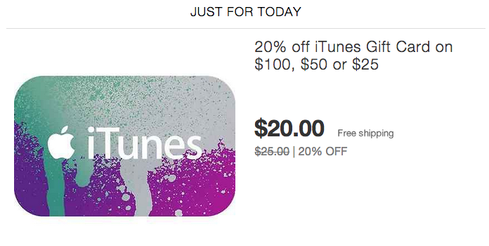 itunes-gift-card-ebay-deal-paypal