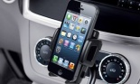 Merkury Innovations Smartphone Power Mount Dual USB Charger