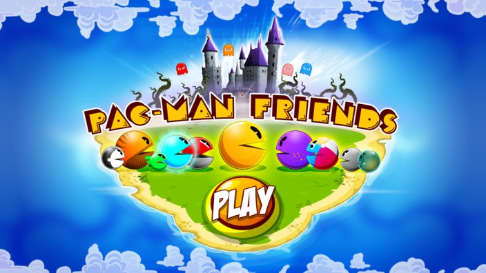 PAC-MAN Friends-sale-App of the week-free